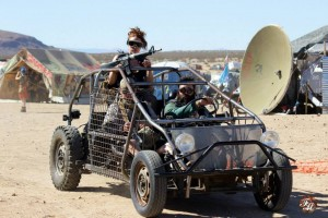 The WCC scout buggy.